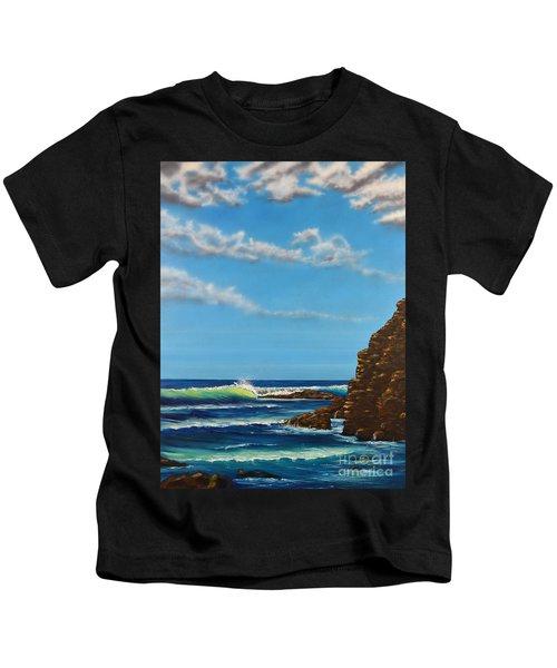 Dana Point Walk Kids T-Shirt