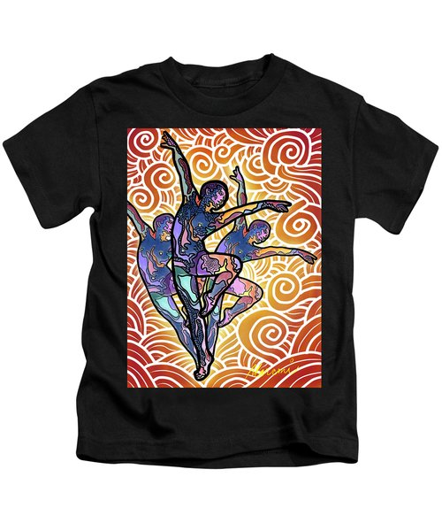 Dance 2016 Kids T-Shirt