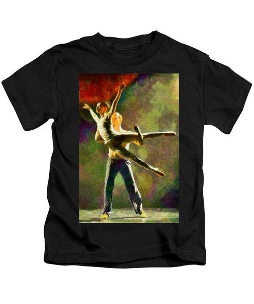 Dance 3 Kids T-Shirt