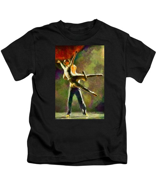 Dance 3 Kids T-Shirt