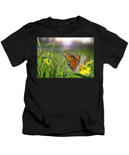 Dancing In The Light Kids T-Shirt