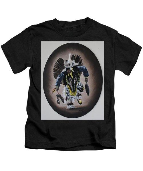 Dancing In The Spirit Kids T-Shirt