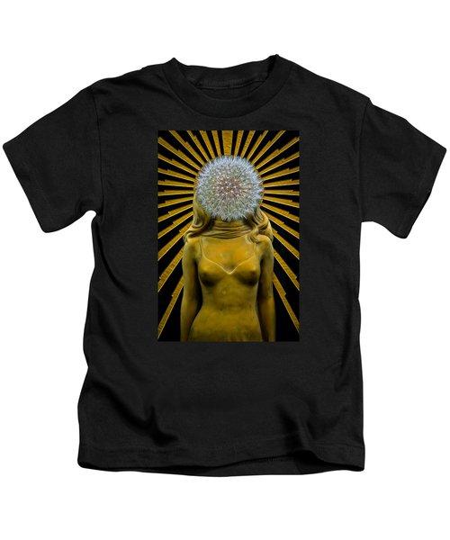 Dandy Girl Kids T-Shirt