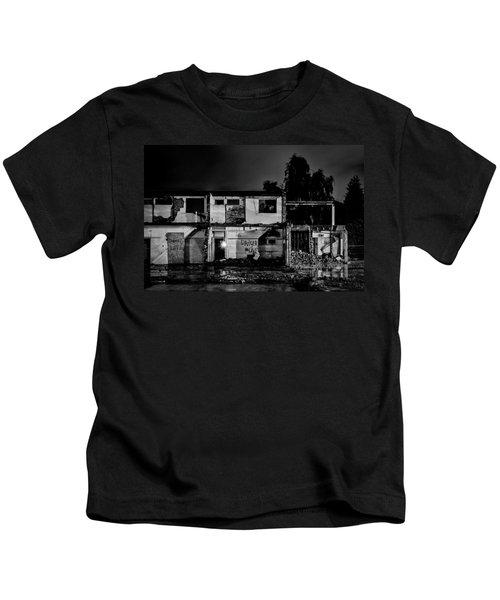 Danger. Live. Kids T-Shirt