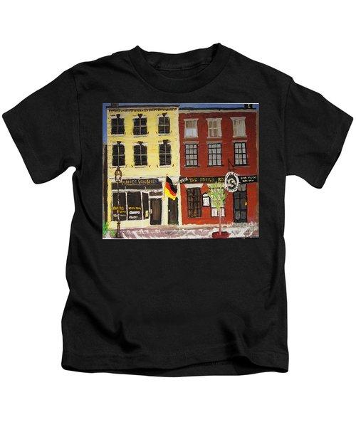 Daniel Street Duo Kids T-Shirt