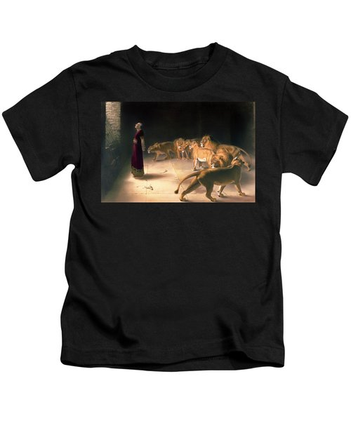 Daniel's Answer To The King Kids T-Shirt