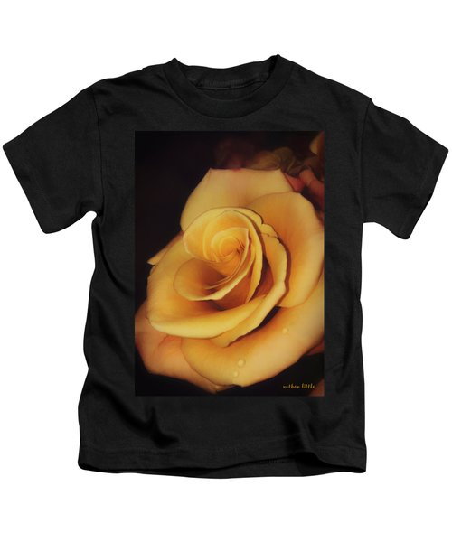 Dark And Golden Kids T-Shirt