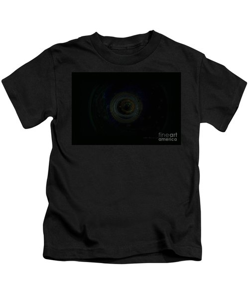 Dark Spaces Kids T-Shirt