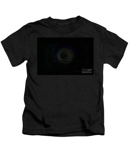 Dark Spaces Kids T-Shirt