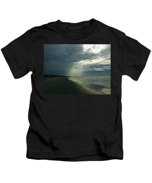 Dark To Enlightened Kids T-Shirt