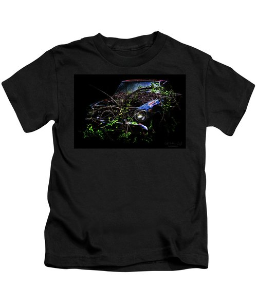 Datsun Treehouse Kids T-Shirt