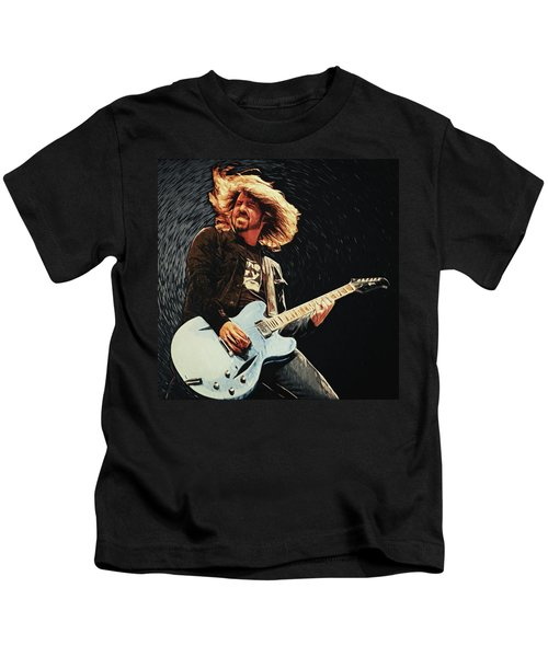 Dave Grohl Kids T-Shirt