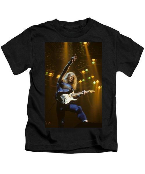 Dave Murray Of Iron Maiden Kids T-Shirt