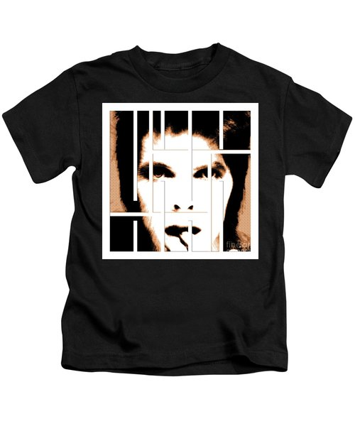 David Bowie / Changeling  Kids T-Shirt