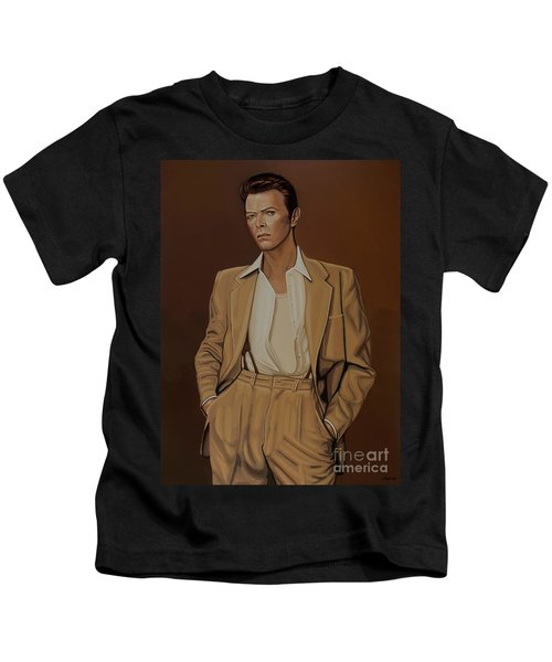 David Bowie Four Ever Kids T-Shirt
