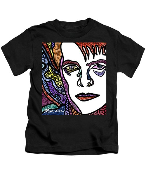 David Bowie Legacy Kids T-Shirt
