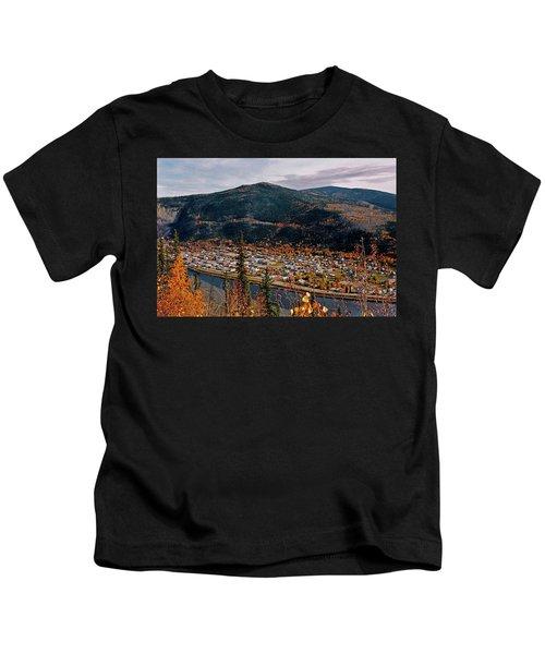 Dawson City - Yukon Kids T-Shirt