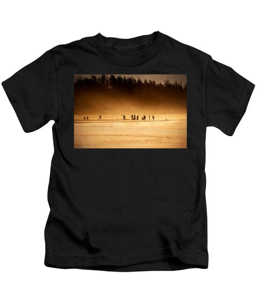 Day At The Beach Kids T-Shirt
