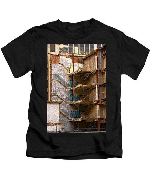 De-construction Kids T-Shirt