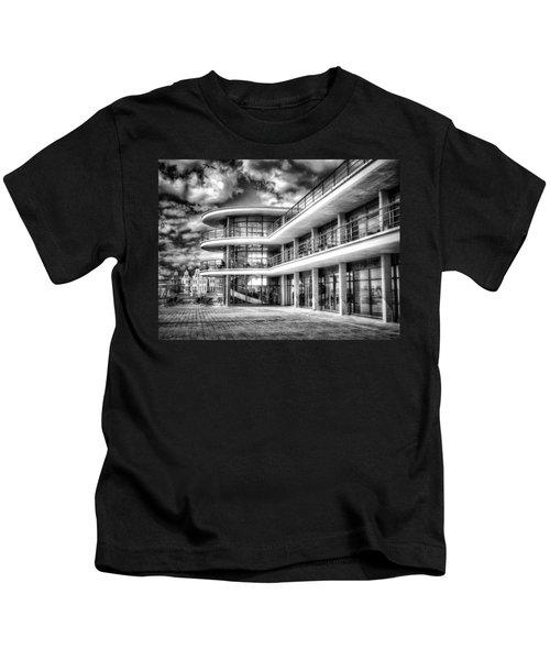 De La Warr Pavillion Kids T-Shirt