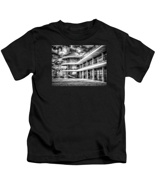 De La Warr Pavillion Kids T-Shirt