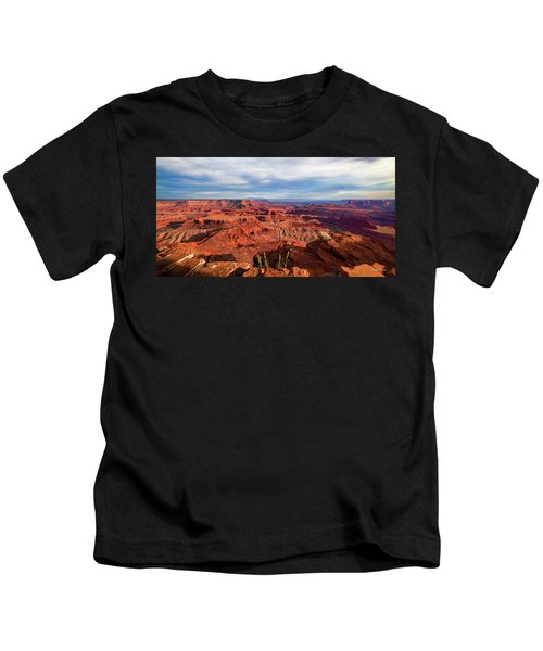 Dead Horse State Park Utah Kids T-Shirt