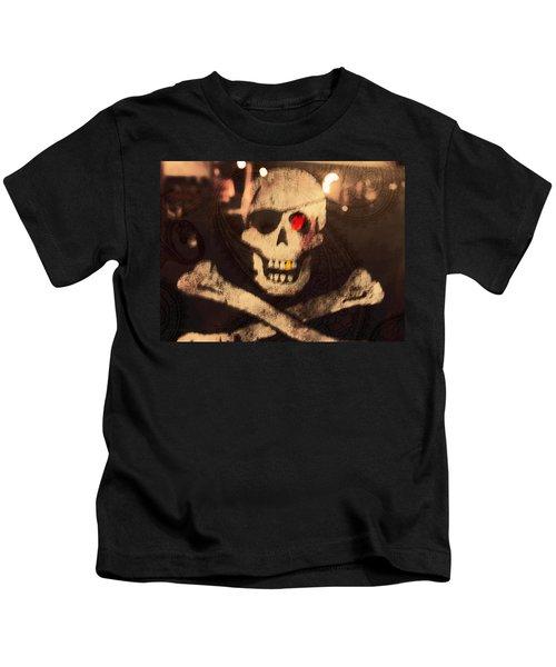 Dead Man's Chest Kids T-Shirt