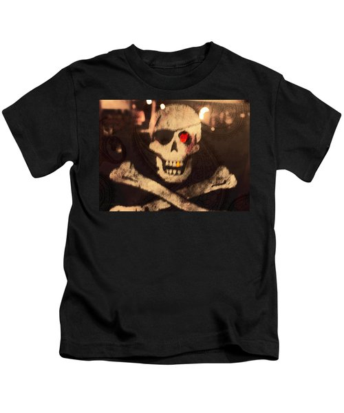Dead Man's Chest Kids T-Shirt
