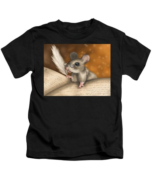 Dear Friend, I Am Writing To You Kids T-Shirt