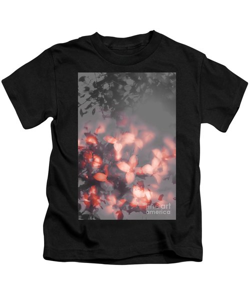 Death Blooms Kids T-Shirt