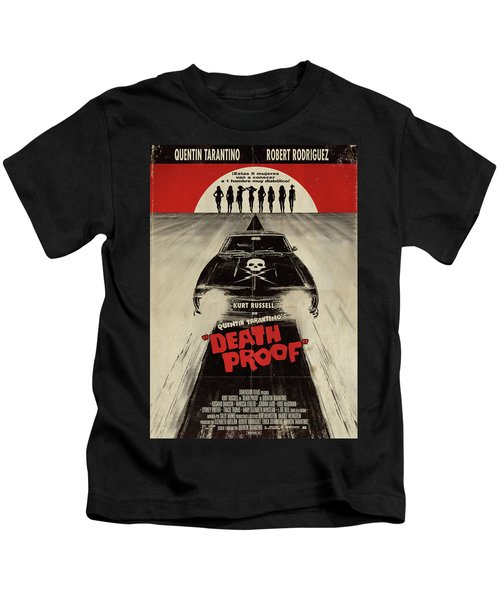 Death Proof Kids T-Shirt