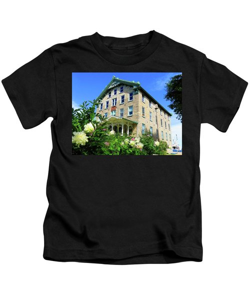 Dec Building Cape Vincent Ny Kids T-Shirt