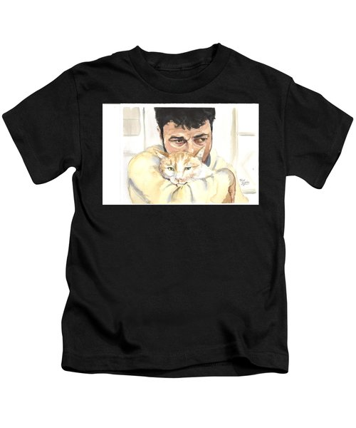 December Alaa And Ernesto Kids T-Shirt
