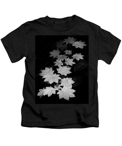 Deep Forest Maple Kids T-Shirt