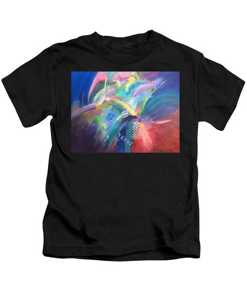 Deep In The Heart. . . Kids T-Shirt