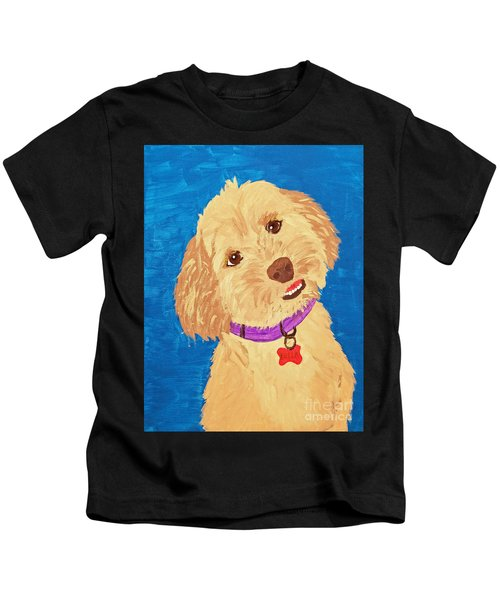 Della Date With Paint Nov 20th Kids T-Shirt
