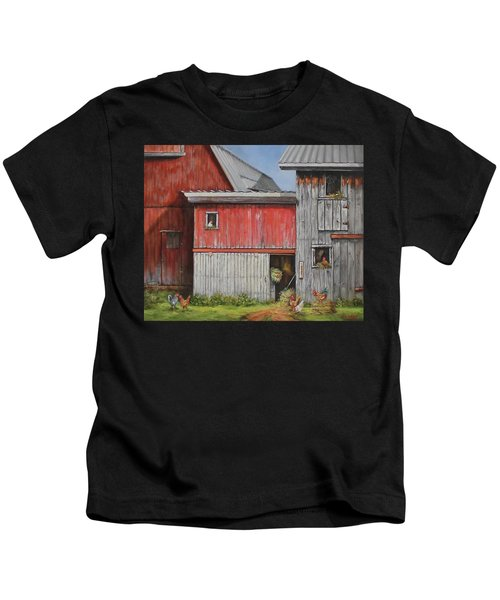 Deluxe Accommodations Kids T-Shirt