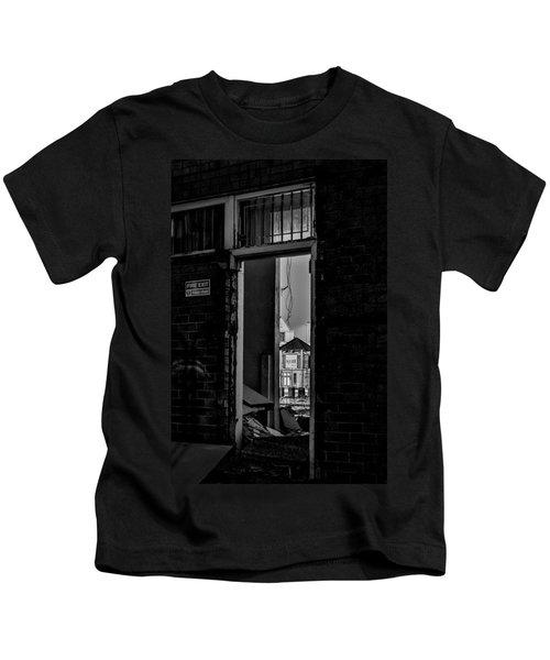 Demolition In Progress Kids T-Shirt