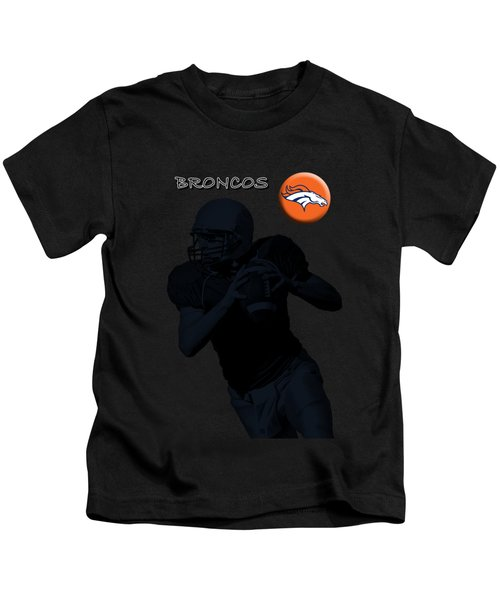 Denver Broncos Football Kids T-Shirt