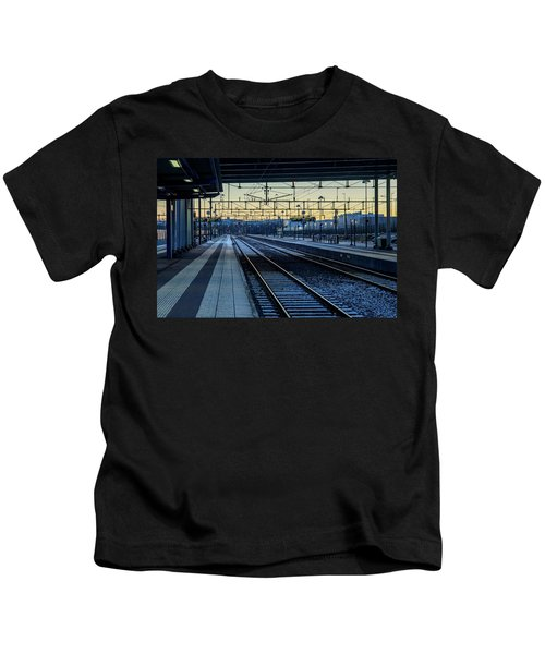 Departure Kids T-Shirt