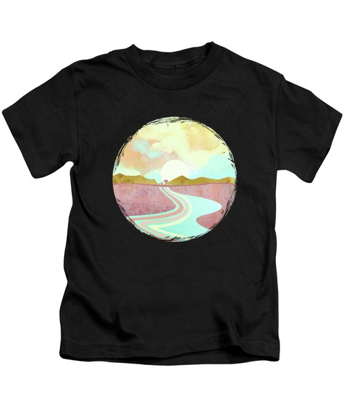 Desert Dusk Kids T-Shirt