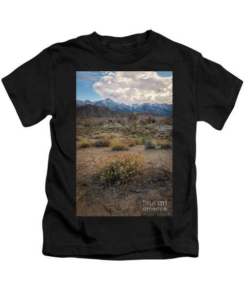 Desert Flowers  Kids T-Shirt