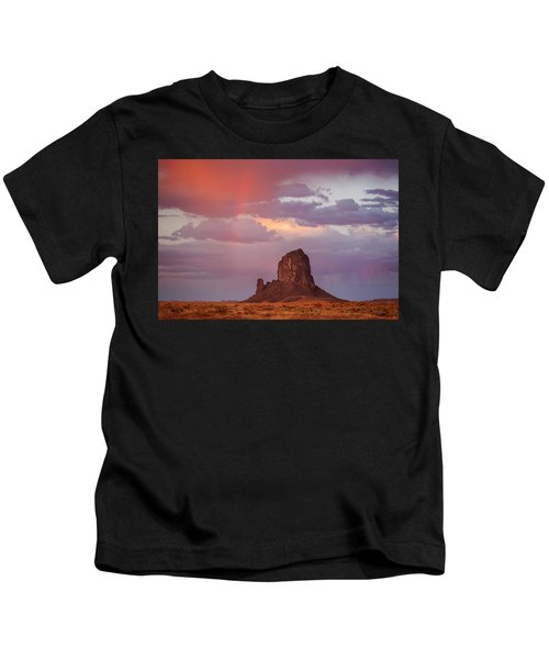 Desert Rainbow Kids T-Shirt