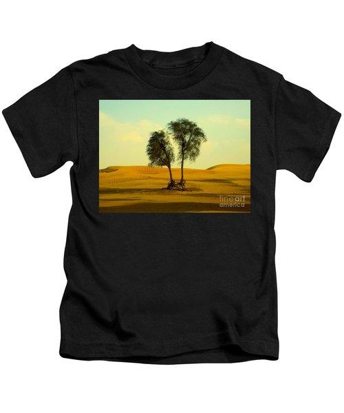 Desert Trees Kids T-Shirt