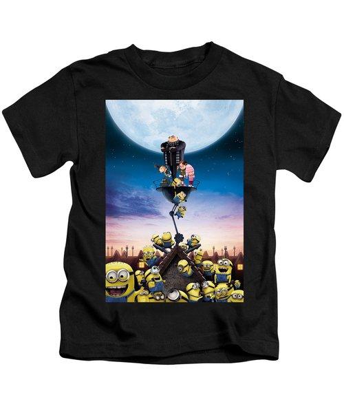 Despicable Me 2010 Kids T-Shirt