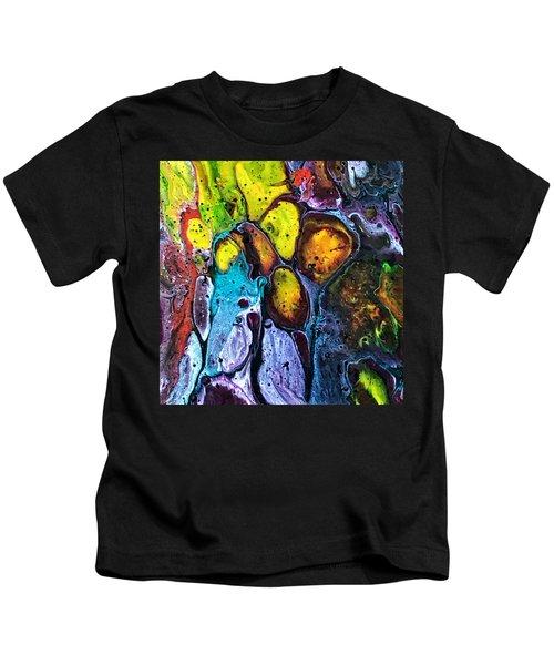 Detail Of Auto Body Paint Technician 6 Kids T-Shirt