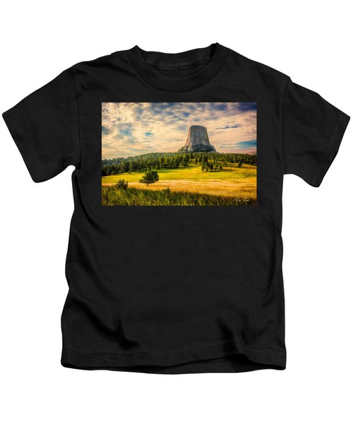 Devil's Tower - The Other Side Kids T-Shirt