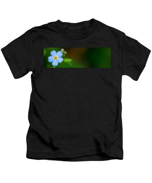 Dewy Blossom  Kids T-Shirt