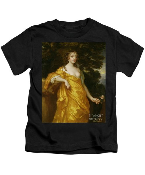 Diana Kirke-later Countess Of Oxford Kids T-Shirt