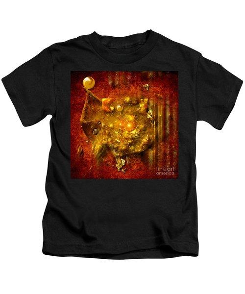 Dimension Hole Kids T-Shirt